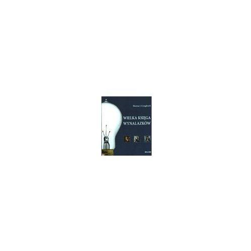 Książki popularnonaukowe, Wielka księga wynalazków (opr. miękka)