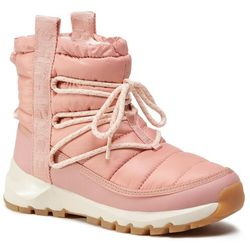 Śniegowce THE NORTH FACE - Thermoball Lace Up NF0A4AZGVCJ Pink Clay/Morning Pink 050