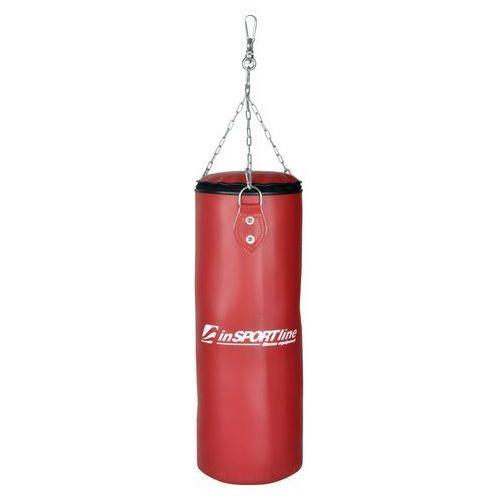 Gruszki i worki treningowe, Worek bokserski dziecięcy inSPORTline 10 kg - Kolor Czerwony