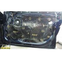 Maty wygłuszające do samochodu, Zestaw StP Silver premium do wyciszenia drzwi w samochodzie