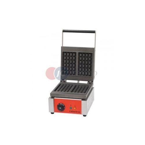 Gofrownice gastronomiczne, Gofrownica elektryczna pojedyncza 1,9 kW Caterina 772323