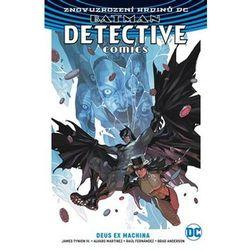 Batman Detective Comics 4 Deus Ex Machina JAMES TYNION