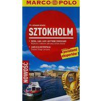 Przewodniki turystyczne, Sztokholm Przewodnik z atlasem miasta (opr. miękka)