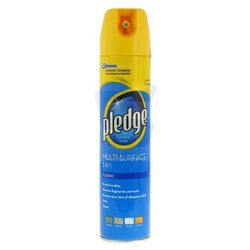 Spray do mebli Pledge Multi Surface 250 ml