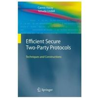 Informatyka, Efficient Secure Two-party Protocols