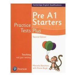 Practice Tests Plus Pre A1 Starters - Banchetti Marcella, Boyd Elaine (opr. miękka)