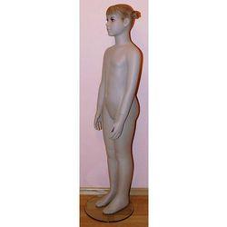 Manekin postaciowy dziecięcy - dziewczynka (AC-5), kolor cielisty