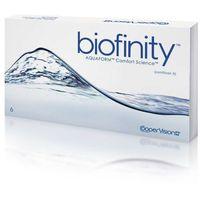 Soczewki kontaktowe, Biofinity 3 szt