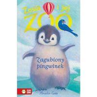 Książki dla dzieci, Zosia i jej zoo Zagubiony pigwinek (opr. miękka)