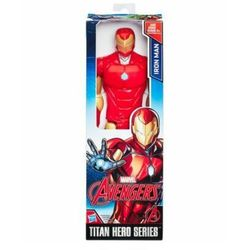 Avengers Figurka Tytan 30 cm Iron Man C0756 - Hasbro