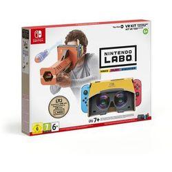 Labo: VR Kit - Starter Set + Blaster - Nintendo Switch - Rozrywkowa