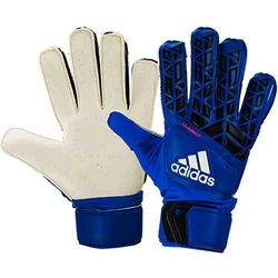 Rękawice bramkarskie ADIDAS AZ3681 (rozmiar 7.5) Biało-niebieski