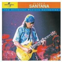 Pozostała muzyka rozrywkowa, Classic Santana [the Universal Masters Collection] - Carlos Santana (Płyta CD)