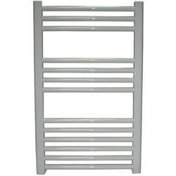 Grzejnik łazienkowy Wetherby wykończenie proste, 600x800, Biały/RAL -