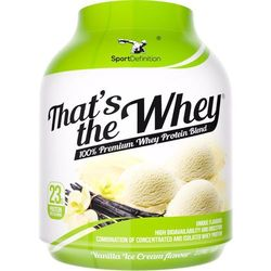 SPORT DEFINITION Thats The Whey - 2270g - Strawberry