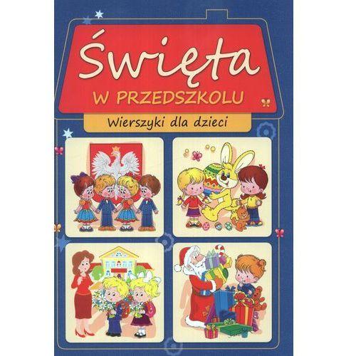 Literatura młodzieżowa, Święta w przedszkolu (opr. twarda)