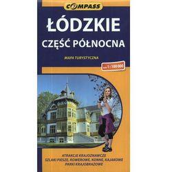 Mapa turystyczna -Łódzkie cz. północna 1:100 000 (opr. miękka)