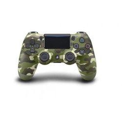 SONY DualShock4 Green Camouflage