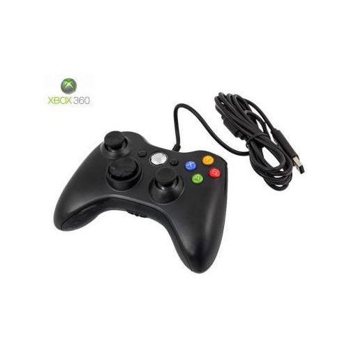 Gamepady, Pad/Kontroler Przewodowy (USB) do XBOX360 i PC + Wibracje itd.