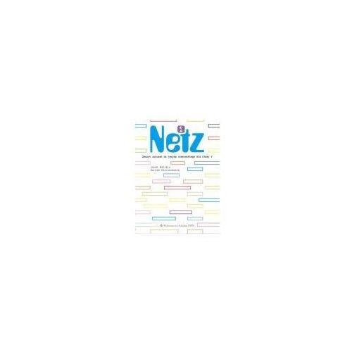 Książki do nauki języka, Netz 2 SP KL 5. Ćwiczenia. Język niemiecki (opr. broszurowa)