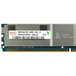 Pamięć RAM 8GB HYNIX 2Rx4 FB-DIMM DDR2 667MHz PC2-5300 ECC Fully Buffered DIMM HMP31GF7AFR4C-Y5D5