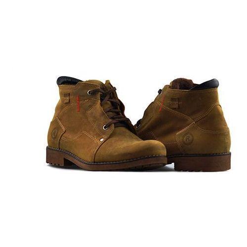 Pozostałe obuwie męskie, Rammit 840/2 CH15 Jasne Brązowe