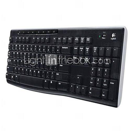 Klawiatury do komputerów, Logitech K270