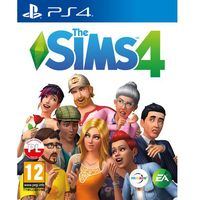 Gry na PS4, The Sims 4 (PS4)