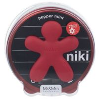 Pozostałe zapachy samochodowe, Mr&Mrs Fragrance Zapach Niki Pepper Mint Darmowy odbiór w 21 miastach!