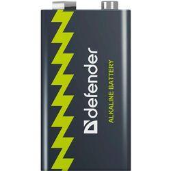 Bateria alkaliczna DEFENDER 9V 6LR61-1B 1szt