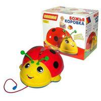 Pozostałe zabawki, Polesie 9158 Biedronka w pudełku (9158 POLESIE)