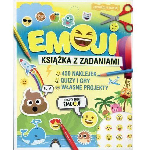 Informatyka, EMOJI Książka z zadaniami - Wydawnictwo Olesiejuk (opr. miękka)