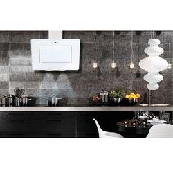 Okap przyścienny Toflesz OK-6 MAGNUM, KOLOR: Biały, Szerokość: 90 cm, Turbina: 700 m3/h Profesjonalny sklep z okapami kuchennymi