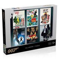 Puzzle, Puzzle 1000 james bond 007 actor debut