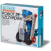 Roboty dla dzieci, Mecho Pojazdy silnikowe Robot ze szczypcami