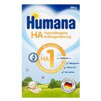 Mleka modyfikowane, Hipoalergiczne mleko początkowe HA1 - od urodzenia