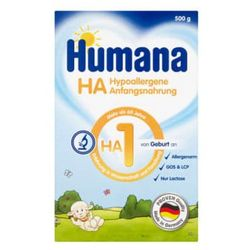 Hipoalergiczne mleko początkowe HA1 - od urodzenia
