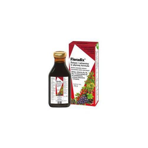 Suplementy ciążowe, FLORADIX żelazo i witaminy 250 ml