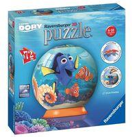 Puzzle, Puzzle 3D Kuliste Gdzie jest Dory 72