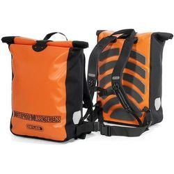 Plecak rowerowy Ortlieb Messenger Bag Orange-Black 30L