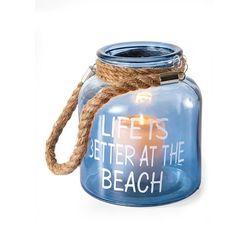 "Lampion ""Beach"" bonprix jasnoniebiesko-naturalny"
