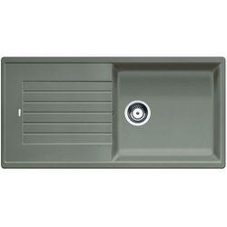 ZIA XL 6S Blanco zlewozmywak granitowy 500x1000 korek manualny tartufo - 517576