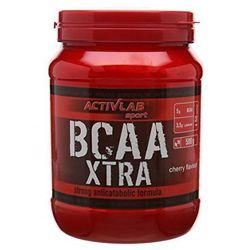 Aminokwasy ACTIVLAB BCAA Xtra 500g Najlepszy produkt Najlepszy produkt tylko u nas!