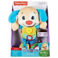 Pozostałe zabawki edukacyjne, Szczeniaczek Przytulaczek-Ubieraczek Fisher Price *