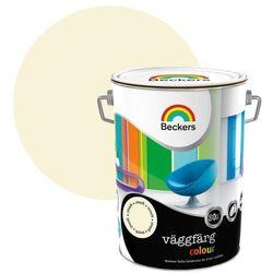 Farba lateksowa Beckers Vaggfarg Colour smooth 5 l