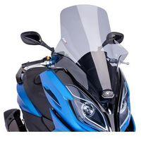 Szyby do motocykli, Szyba PUIG V-Tech Touring do Kymco K-XCT 125i/300i 13-15 (lekko przyciemniana)