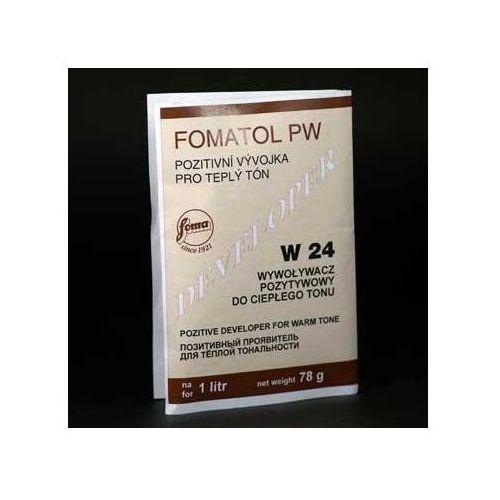 Chemia fotograficzna, Foma W 24 Fomatol PW wywoływacz do papieru