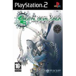 Shin Megami Digital Devil - Sony (PS2)