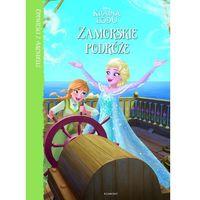 Książki dla dzieci, ZAMORSKA PODRÓZ KRAINA LODU OPOWIEŚCI Z ARENDELLE - Wysyłka od 3,99 (opr. twarda)