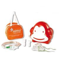 Inhalatory i nebulizatory, SOHO Inhalator Nimo Małpka dla dzieci x 1 sztuka